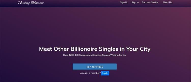 Seeking Billionaire